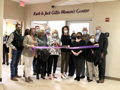 Ruth  Jack Gillis Center