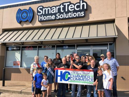 SmartTech Home Solutions
